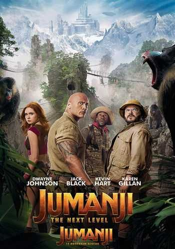 Jumanji The Next Level (2019) MULTi WEBrip 1080p x264 AAC-JiHeff
