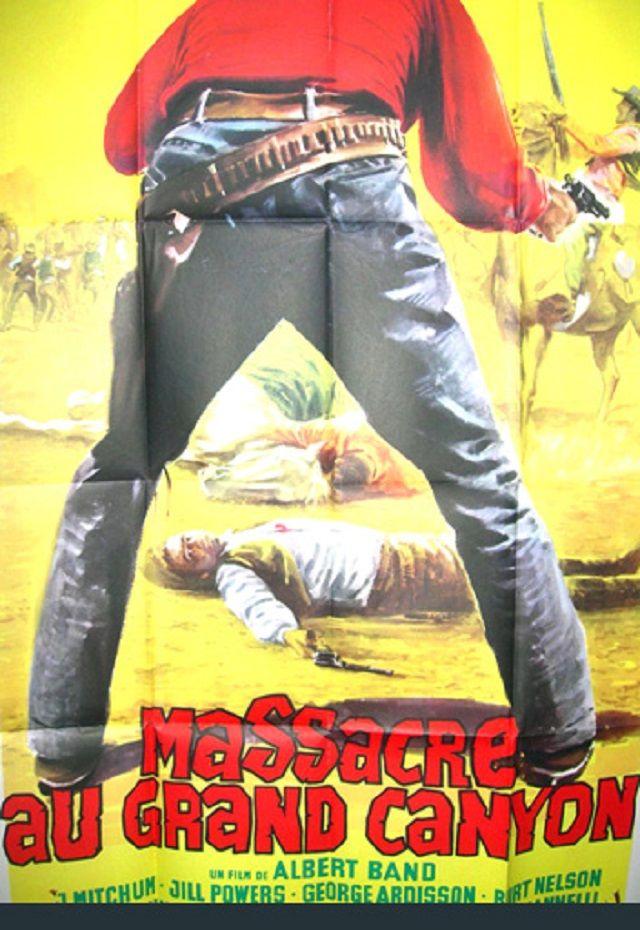 Massacre au Grand Canyon  (1964) VOSTFR DVDRIP XVID MP3