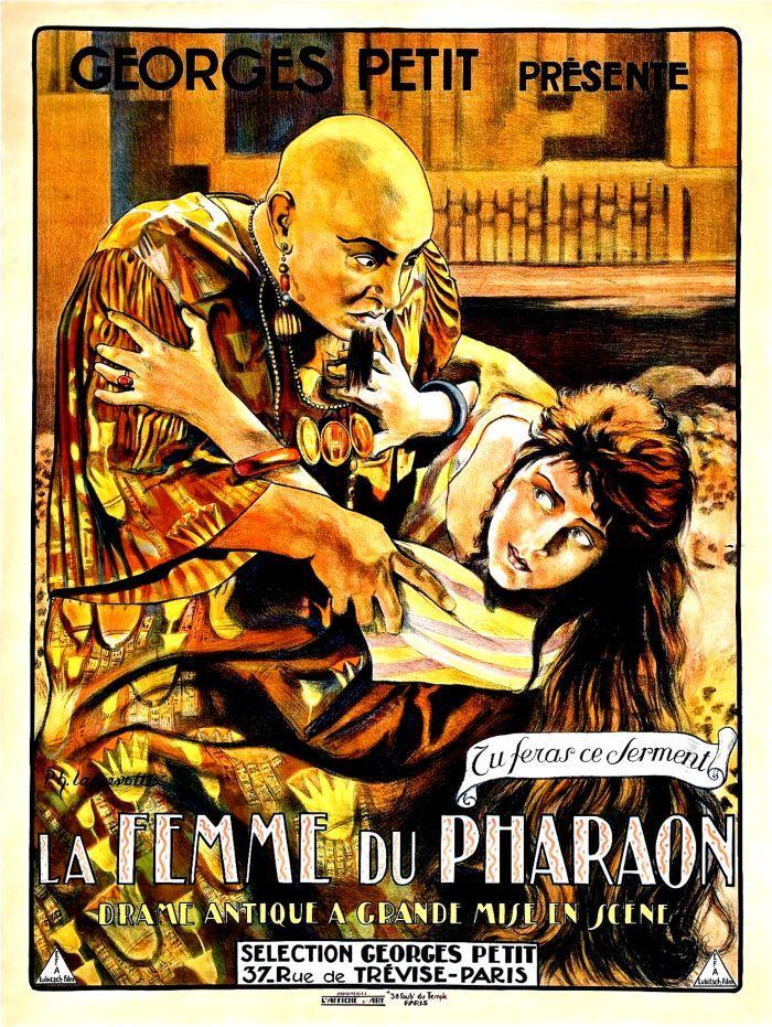 La femme du Pharaon - Lubitsch 1922 - Muet (Intertitres FR) - DVD RIP MPEG4 - ASTROLABE