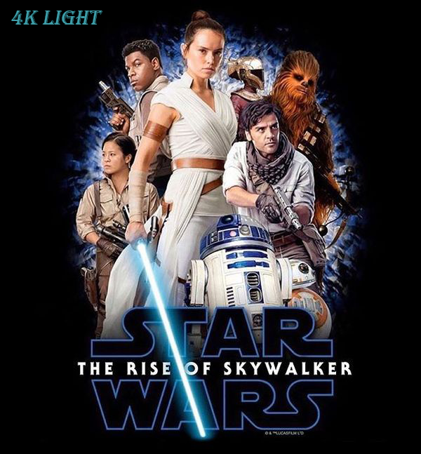 Star Wars Episode IX The Rise of Skywalker (2019) VFQ [2160p HEVC 4klight 10bit AC3 5 1] Kamextra
