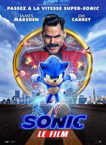 Sonic the Hedgehog (2020) MULTi WEBrip 1080p x264 AC3-JiHeff (Sonic, le film)  Exclusivité