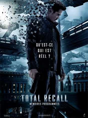Total Recall Mémoires Programmées (2012) Theatrical Cut MULTi VFF HDrip 4K 2160p x264 AC3-JiHeff