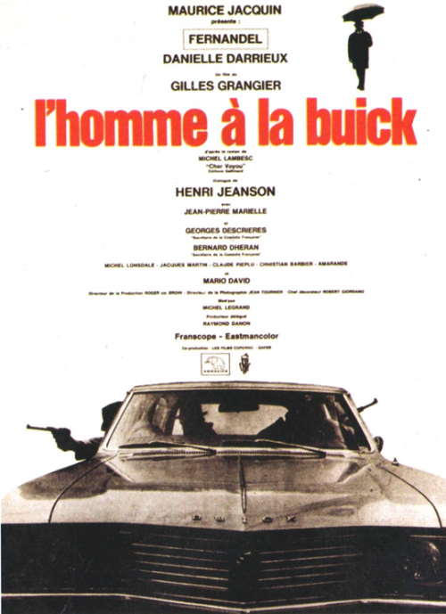 l'homme a la buick 1968 french h264 1080p TV-rip AC3 FOUDUROI-TAG