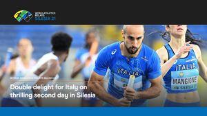 Gliński: World Athletics Relays Silesia 2021 to wielka szansa