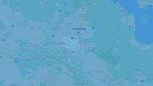 Jabłoński:transport pomocy humanitarnej do Erywania