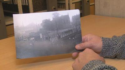 Voor het eerst in Overijssel foto opgedoken van deportatie Joden