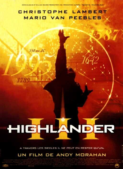 Highlander 3 (1994) - HDLIGHT 1080p x264 truefrench