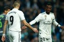 Real : la mise au point de Benzema avec Vinicius
