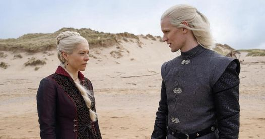 """House of the Dragon"" : voici les premières images du spin-off de ""Game of Thrones"""
