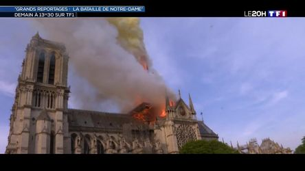 tf1, 13h30, notre, dame