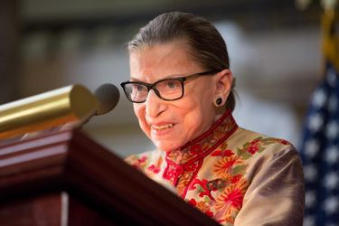 ruth, bader, ginsburg, cour, supreme