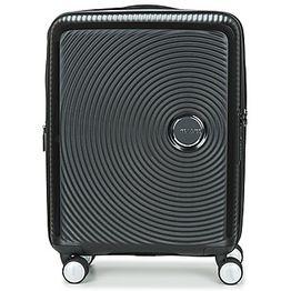 Βαλίτσα με σκληρό κάλυμμα American Tourister SOUNDBOX 55CM 4R Εξωτερική σύνθεση : Συνθετικό & Εσωτερική σύνθεση :