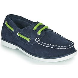 Boat shoes Timberland SEABURY CLASSIC 2EYE BOAT ΣΤΕΛΕΧΟΣ: Δέρμα & ΕΠΕΝΔΥΣΗ: Συνθετικό & ΕΣ. ΣΟΛΑ: Συνθετικό & ΕΞ. ΣΟΛΑ: Καουτσούκ