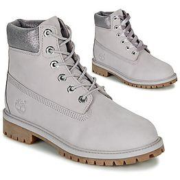 Μπότες Timberland 6 IN PREMIUM WP BOOT ΣΤΕΛΕΧΟΣ: καστόρι & ΕΠΕΝΔΥΣΗ: Δέρμα & ΕΣ. ΣΟΛΑ: & ΕΞ. ΣΟΛΑ: Καουτσούκ