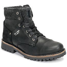 Μπότες Bullboxer AHA518E6L-BLCK