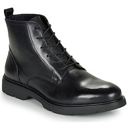 Μπότες André GEREMY ΣΤΕΛΕΧΟΣ: Δέρμα & ΕΠΕΝΔΥΣΗ: Δέρμα / ύφασμα & ΕΣ. ΣΟΛΑ: Δέρμα & ΕΞ. ΣΟΛΑ: Καουτσούκ