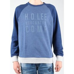 Fleece Lee Graphic Crew SWS L80ODELR
