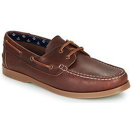 Boat shoes André NAUTING ΣΤΕΛΕΧΟΣ: Δέρμα & ΕΠΕΝΔΥΣΗ: & ΕΣ. ΣΟΛΑ: Δέρμα & ΕΞ. ΣΟΛΑ: Καουτσούκ