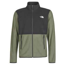 Fleece The North Face TKA GLACIER FULL ZIP JACKET Σύνθεση: Matière synthétiques,Πολυεστέρας