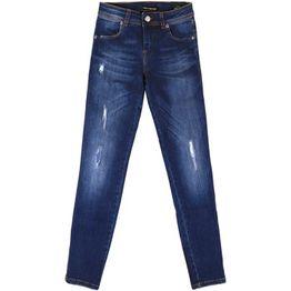Boyfriend jeans Fornarina BER1I89D844UA