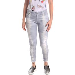 Boyfriend jeans Fornarina BER1L01D851GD
