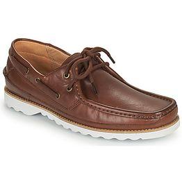 Boat shoes Clarks DURLEIGH SAIL ΣΤΕΛΕΧΟΣ: Δέρμα & ΕΠΕΝΔΥΣΗ: Δέρμα & ΕΣ. ΣΟΛΑ: Δέρμα & ΕΞ. ΣΟΛΑ: Συνθετικό