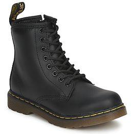 Μπότες Dr Martens DM J BOOT ΣΤΕΛΕΧΟΣ: Δέρμα & ΕΠΕΝΔΥΣΗ: Ύφασμα & ΕΣ. ΣΟΛΑ: Δέρμα & ΕΞ. ΣΟΛΑ: Συνθετικό