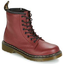 Μπότες Dr Martens DELANEY ΣΤΕΛΕΧΟΣ: Δέρμα & ΕΠΕΝΔΥΣΗ: Ύφασμα & ΕΣ. ΣΟΛΑ: Ύφασμα & ΕΞ. ΣΟΛΑ: Συνθετικό