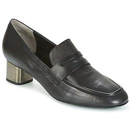 Slip on Robert Clergerie POVIA-AGNEAU-NOIR