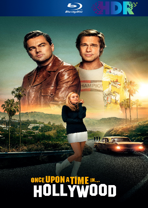 Once upon a Time in Hollywood 2019 MULTi VFQ 1080p BluRay HDR10 AC3 x265-Winks