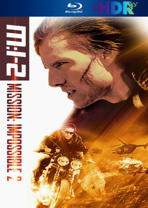 Mission Impossible II 2000 MULTi VFi 1080p BluRay HDR10 AC3 x265-Winks