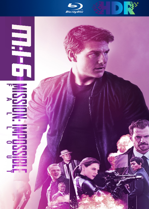 Mission Impossible Fallout 2018 MULTi VF2 1080p BluRay IMAX HDR10 AC3 x265-Winks