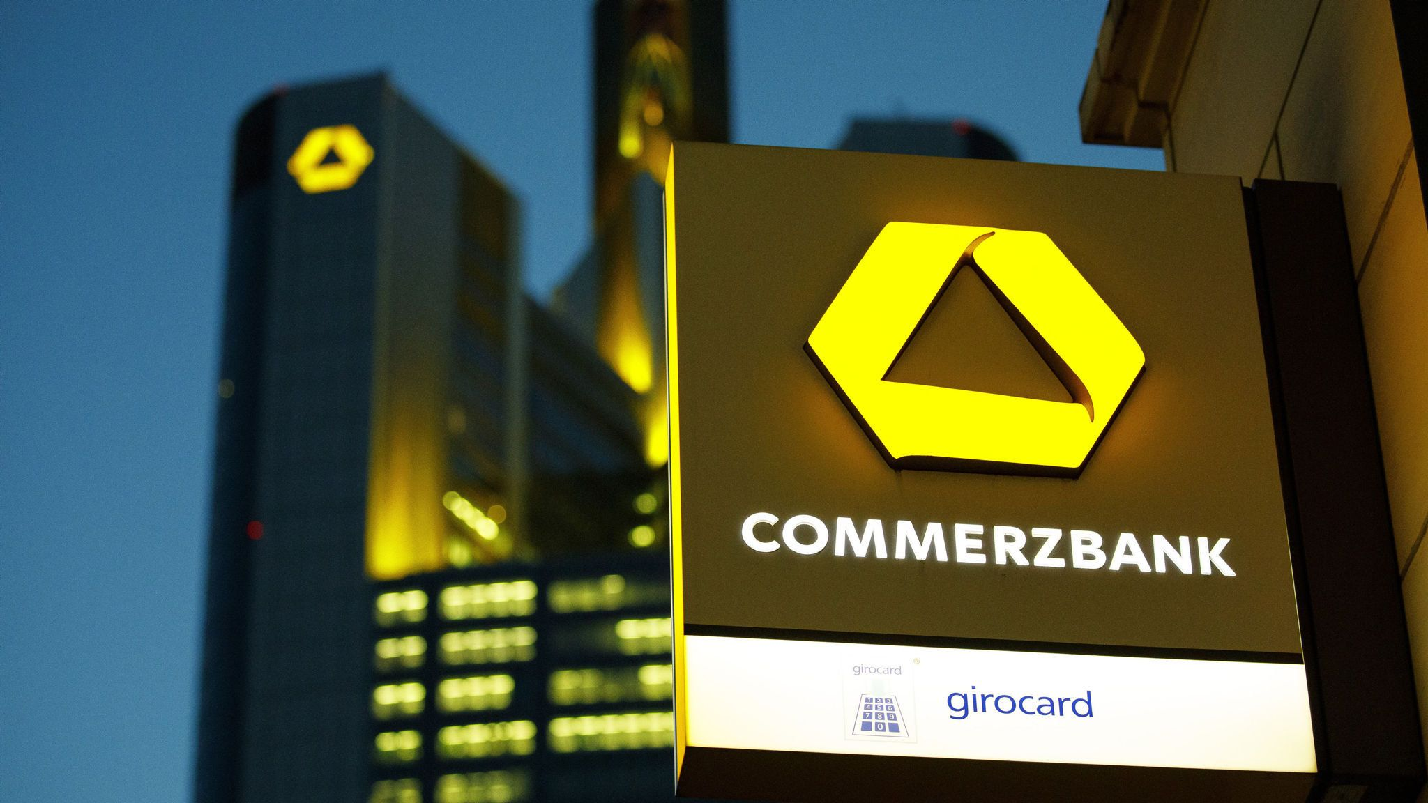 Commerzbank told to speed up restructuring by ECB | Financial Times