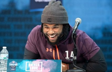 Bryce Love libéré par le club de Washington