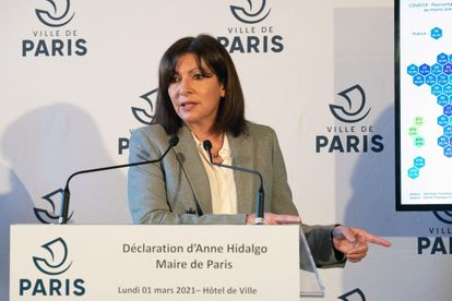 Anne Hidalgo défavorable à un confinement de la capitale le week-end