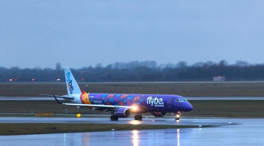 Flybe launches summer 2020 schedule
