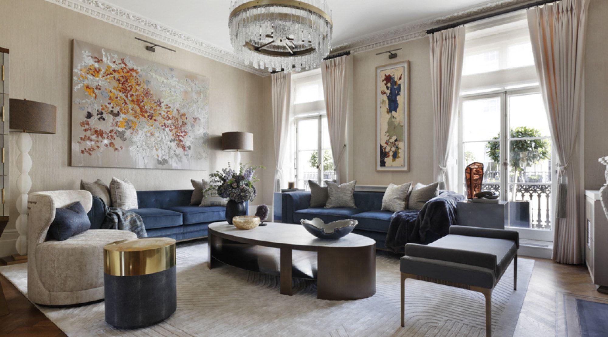 Helen Green Design returns to Townhouse, Belgravia, London