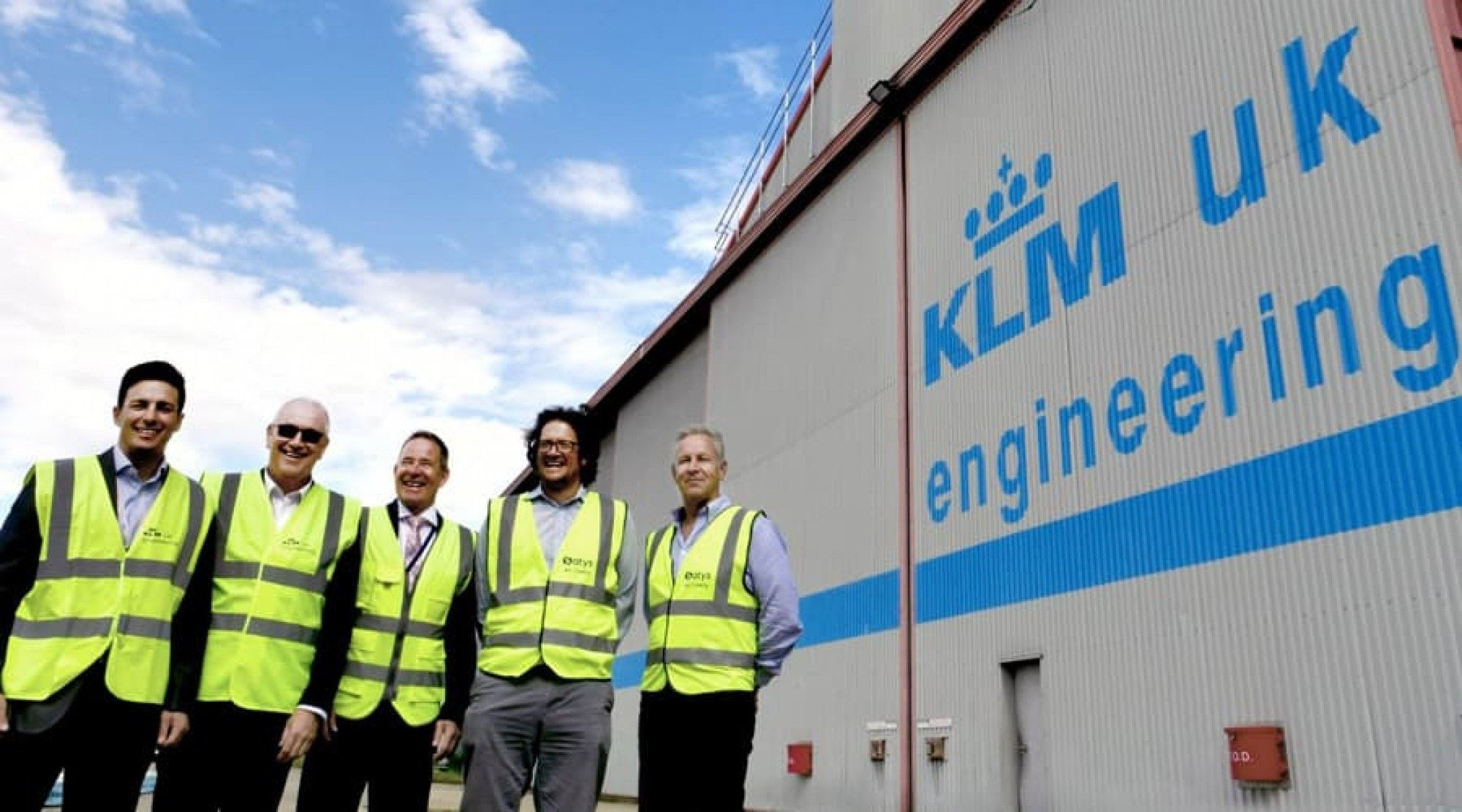 Norwich Airport and KLM UK Engineering agree £7m hangar deal