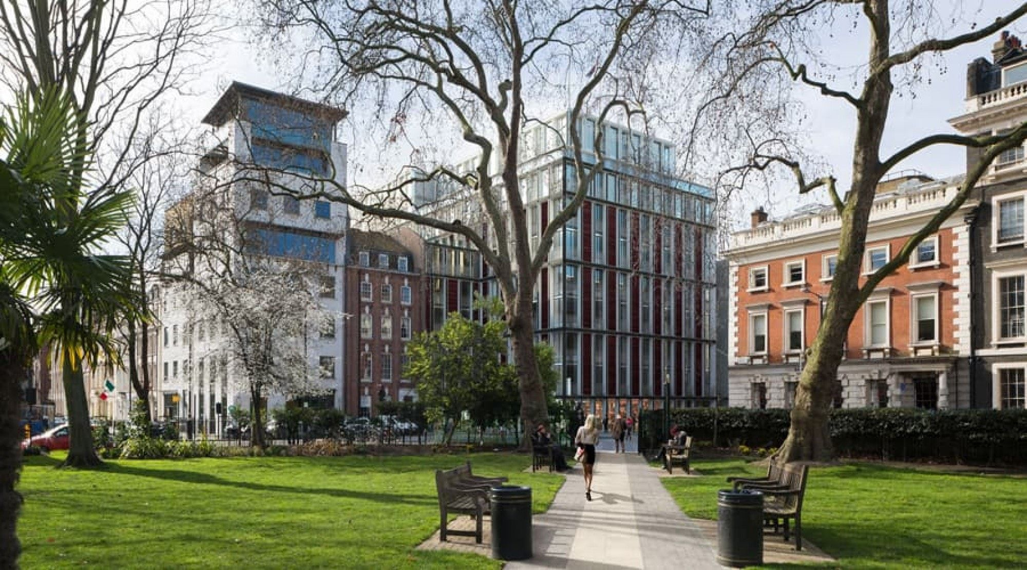 Rigby & Rigby and Lawson Robb appointed on Great Portland Estates' Hanover Square Scheme