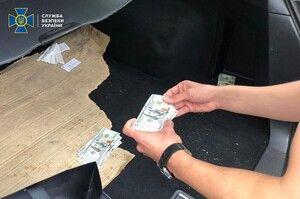 Начальника управління ДФС Тернопільської області затримали на хабарі у $37 000 — СБУ