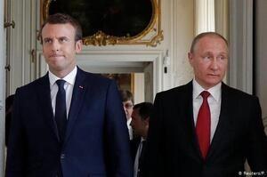Франція скасувала переговори з російськими міністрами через справу з отруєнням Навального