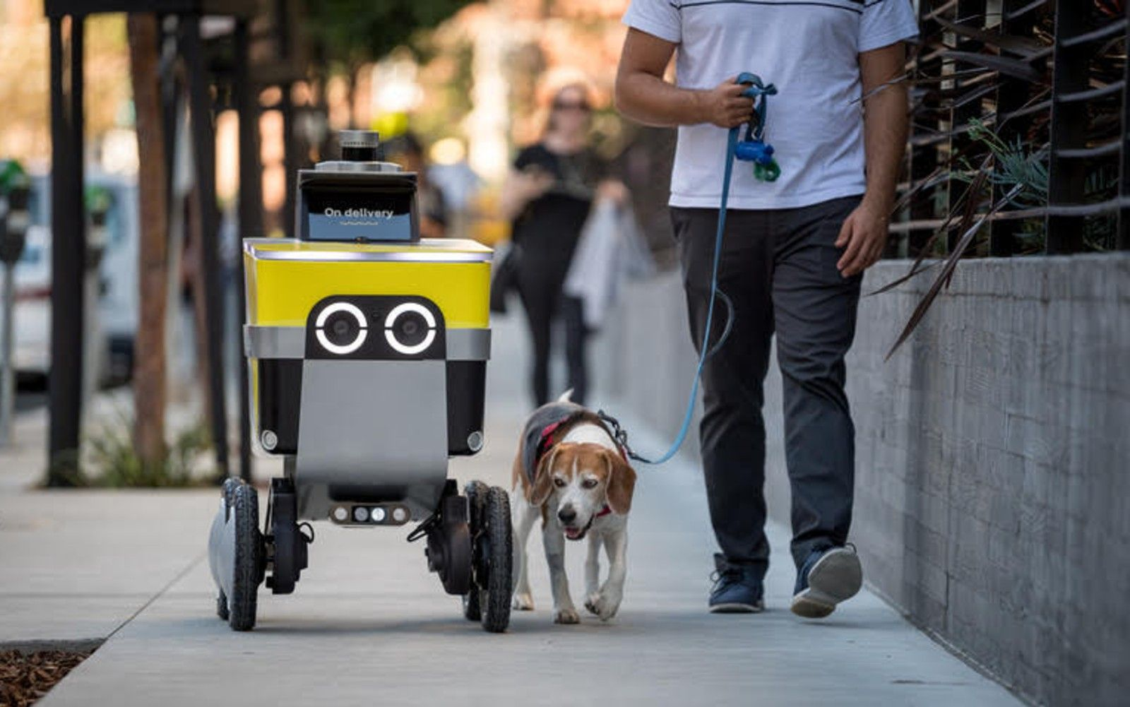 Uber spins out Postmates' robot delivery division into a separate company | Engadget