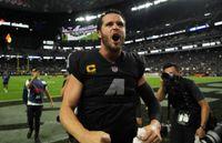 Raiders QB Derek Carr Already Making A Case For NFL MVP
