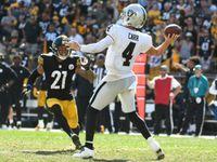 Raiders News: Jon Gruden Hopes Derek Carr Gets 'Recognition' For Week 2 Performance