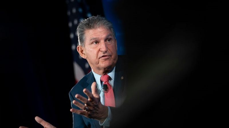 Manchin speaks out about his tough bargaining with Biden, fellow Democrats
