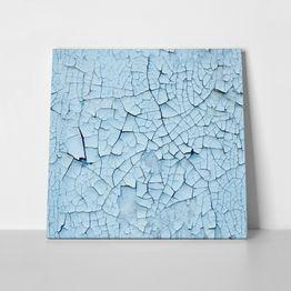 Πίνακας σε καμβά RUSTIC BLUE GRUNGE MATERIAL