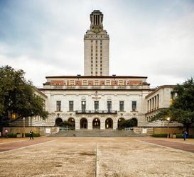 The University of Texas Belatedly Helps Poor Kids