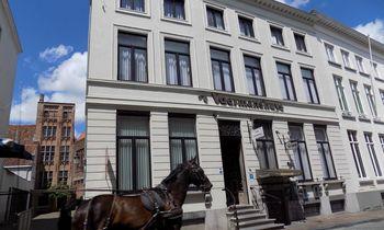 Brugge - Hotel - Het Voermanshuys