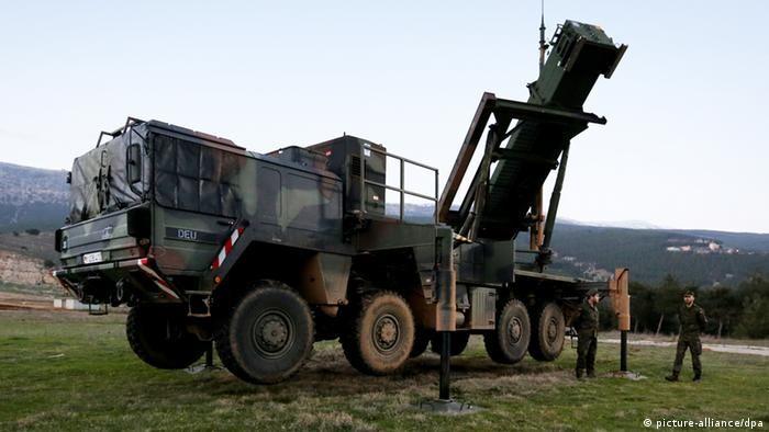 Ракети Patriot у Туреччині