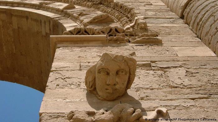 Стародавня Хатра в Іраку